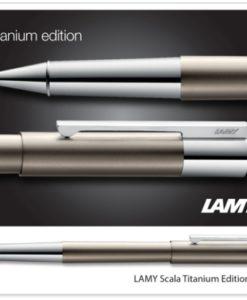 Scala titanium